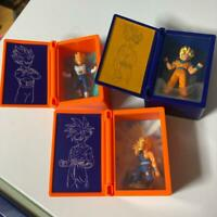 Happy set Dragon Ball McDonald's 2008 Super Saiyan Son Goku Gohan Vegeta 3 Set