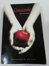 Crepusculo UN AMOR PELIGROSO Stephenie Meyer LIBRO 2009 ALFAGUARA 504 PGS