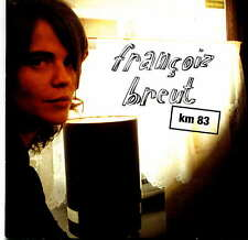 FRANCOIZ BREUT -  Km 83 - CD Single - Promo