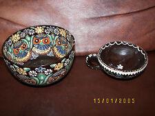 Thoune poterie décorative bol & coupe (johann wanzenreid)
