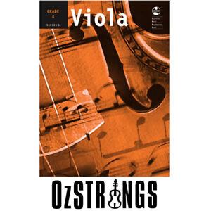 AMEB Viola Series 1 - Fourth Grade - 4