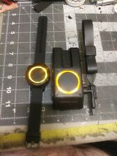 3D Printed Agents ISAC Brick and Watch set  *MADE TO ORDER*