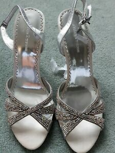 "BUTLER & WILSON Swarovski Shoes Size Uk6 EuR39 Brand New ""Collectors"" Rare"