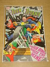 TEEN TITANS #15 VG+ (4.5) DC COMICS JUNE 1968 **