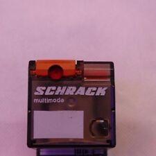 SCHRACK 4PDT MT226024 RELAY , 24V COIL , 10A 250V OR 5A 400V