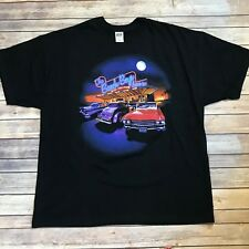 Beach Boys Good Vibrations T-shirt 2013 Genuine Tour Merch Black 2XL NEW
