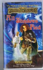 Forgotten Realms: The Shadow of the Avarar, Book 3:All Shadows Fled-(1995) 24865