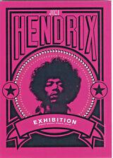 °!° ** Jimi HENDRIX ** °!°  Flyer/ Handzettel für Ausstellung