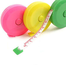"Body Tape Cloth Measure Soft Ruler Medical Nurse students 60""/150cm Retractable"