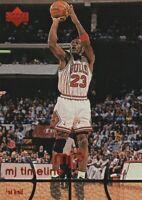 1998 Upper Deck MJ Timeline Michael Jordan 1st. Half Chicago Bulls #43..