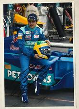 Felipe Massa - Formel 1 -   original Autogramm    - Großfoto 22 x 15 cm