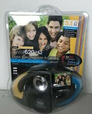 Brand New Vivitar iTwist 620DVR Digital Camcorder / Camera - 2 View Screen