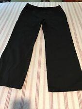 Gently Used Black Cherokee Scrub Pants Size L