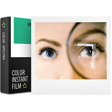 Impossible Color Instant Film for Spectra / Image White Frame, 8 Exposures 4518