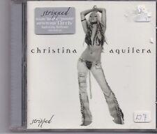 Christina Aguilera-Stripped cd album