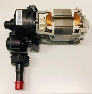 Aqualisa Digital Processor Replacement Pump - Black/Orange