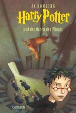 Harry Potter 5 und der Orden des Phönix von Joanne K. Rowling (2003, Gebundene …