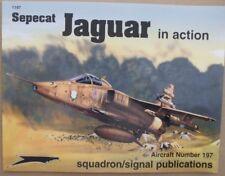Sepecat Jaguar in Action - Squadron/Signal