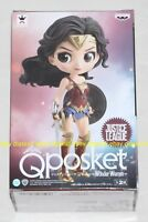 Banpresto DC Comics Q Posket Justice League Wonder Woman Figure QPosket