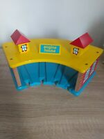 Thomas And Friends Wooden Railway Engine House Brio ELC.