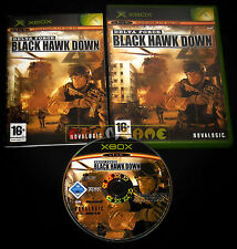 DELTA FORCE BLACK HAWK DOWN Xbox Versione italiana ○○○○○ COMPLETO