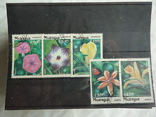 - NICARAGUA - Flore - 1985 - F21