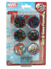 Marvel Heroclix The Mighty Thor Dice & Token Pack Brand New Wizkids Neca