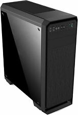 More details for pc computer gaming case atx m/atx mid tower  acrylic window usb 3 - ionz kz07