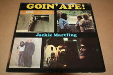 Jackie Martling GOIN' APE! Off Hour Rockers Records OHR-31 (1980)