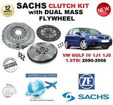 pour VW GOLF IV 1.9TDI+4MOTION 1J1 1J5 KIT EMBRAYAGE 2000-2006 W.VOLANT MOTEUR &