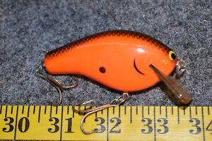 Vintage Bagley Balsa B Fishing Lure