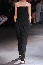 cbe622ef9699 Givenchy Black Strapless Romper Jumpsuit FR 42 US 6  2790