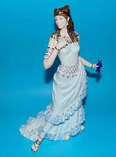 Estatuilla de Coalport Ornamento 'Aida' opera heroínas de calidad 1st L/E CW503