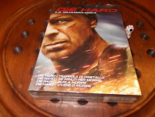 Die Hard LA QUADRILOGIA 4 Dvd ..... Nuovo