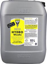 HESI Hydro Wuchs NPK Dünger Wachstum Indoor Grow 10 L Liter Hydrokultur Anzucht