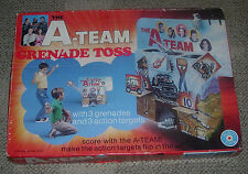 THE A-TEAM  GRENADE TOSS  PLACO TOYS  BOXED  1983  TV TIE-IN  #416