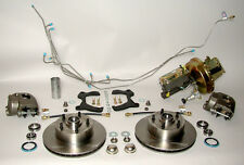 1955 Chevrolet Front Disc Brake Conversion Kit, Power