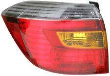 Tail Light Left Dorman 1611652 fits 08-10 Toyota Highlander