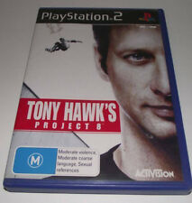 Tony Hawk's Project 8 PS2 PAL *Complete*