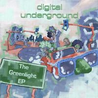 Digital Underground - Greenlight [New CD]