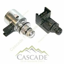 Governor Pressure Solenoid Sensor Transducer Set Kit Borg 46RE 47RE 48RE 2000+
