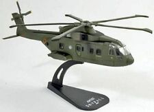 JAMES BOND : AGUSTA WESTLAND AW101 HELICOPTER PLASTIC MODEL FROM SKYFALL (TK)