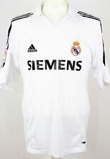 Real Madrid Maillot Domicile 2003-04 Adidas