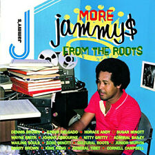 Music CD Various Artists Reggae More Jammys From The Roots Two Disc Comp Sealed