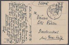 21281) KAIS. DEUTSCHE MARINE SCHIFFSPOST Nr. 139 SMS Luitpold AK nach Gera 1917