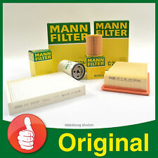 Original MANN FILTER SET Filterpaket KOMPLETT Opel Antara Chevrolet Captiva