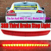 LED Rear High Level Additional Centre Brake Light Lamp for Audi MK2 TT 2007-2014