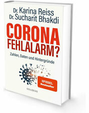 CORONA FEHLALARM? Dr Sucharit Bhakdi - AM LAGER & SOFORT LIEFERBAR