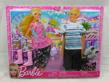 New Barbie Fashion Outfits Barbie and Ken at Carnival Date Night Clothes Mattel