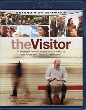 THE VISITOR ~ Richard Jenkins Tom McCarthy ~ Brand-New Sealed Blu-Ray